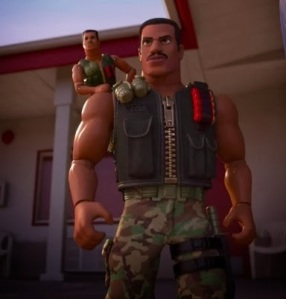 Combat Carl Toy Story