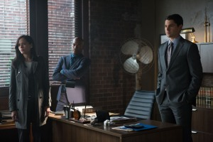 Gotham - Harvey Dent - Montoya, Allen and Dent