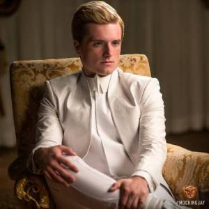Peeta Hunger Games Mockingjay