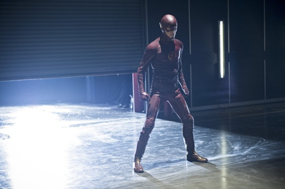 The Flash - Blackout - The Flash arrives