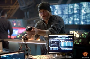 The Hunger Games - Mockingjay Part 1 - Woody Harrelson as Haymitch Abernathy