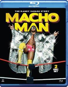 The Randy Savage Story Macho Man blu-ray
