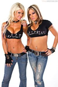 TNA Beautiful People - Angelina Love and Velvet Sky