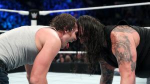 WWE Survivor Series - ambrose vs bray wyatt