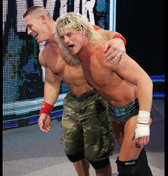 WWE Survivor Series - cena and ziggler