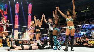 WWE Survivor Series - divas match