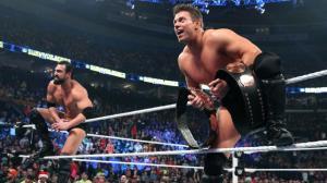 WWE Survivor Series - Mizdow and Miz