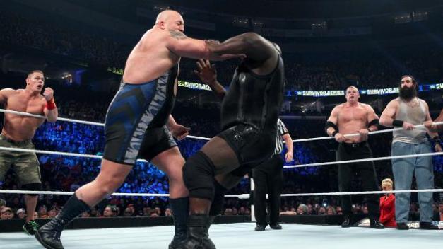 WWE Survivor Series - Team Cena vs Team Authority