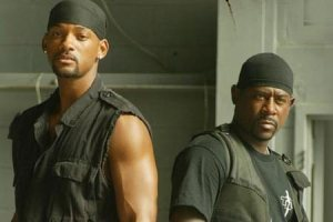 Bad Boys - Will Smith and Martin Lawrence