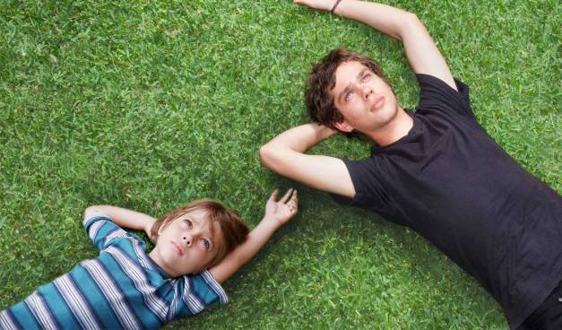 Boyhood - Ellar Coltrane as young and old Mason