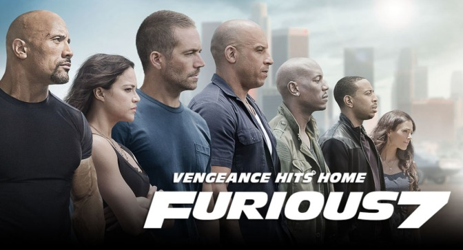 'Furious 7' review – triple the craziness, stunts and fun #Furious7