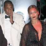 Jay-Z and Beyonce from elevator incident