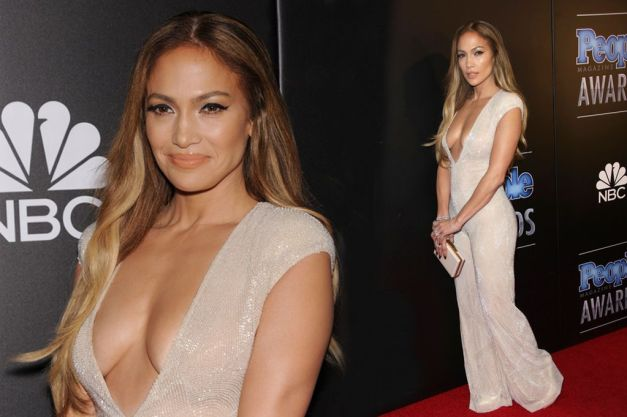 Jennifer Lopez - People Magazine Awards