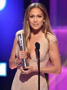 Jennifer Lopez - People Magazine Awards2