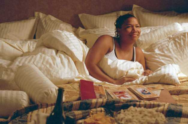 Last Holiday 2006 - Queen Latifah as Georgia Byrd