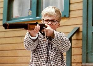 Red Ryder BB Gun - A Christmas Story