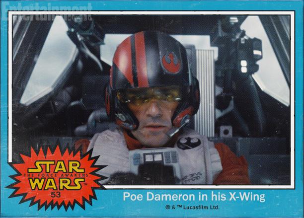 Star Wars - The Force Awakens - Poe-Dameron
