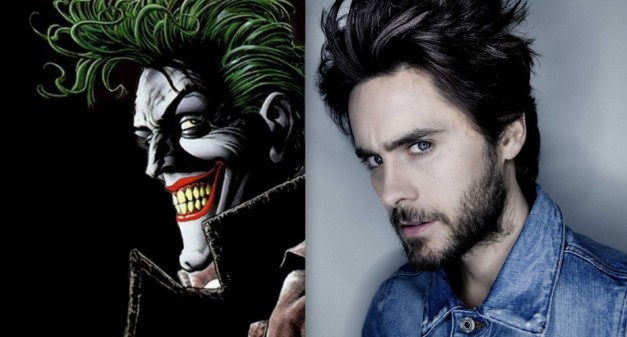 Suicide Squad - Jared Leto as The Joker
