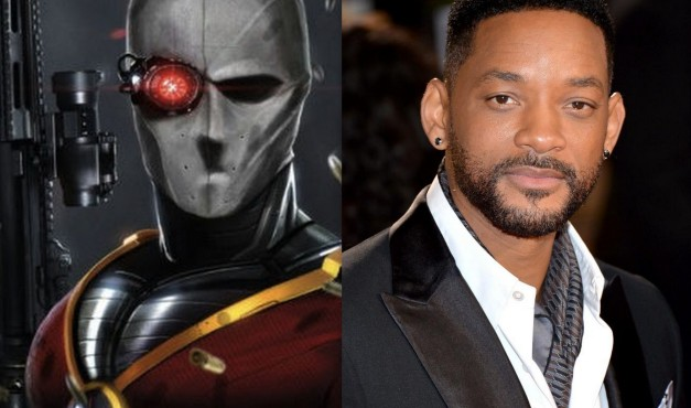 Suicide Squad - Will Smith as Deadshot