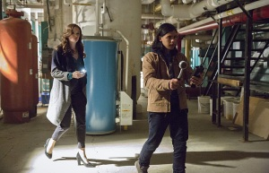 The Flash Ep. 9 - The Man in the Yellow Suit - Caitlin and Cisco
