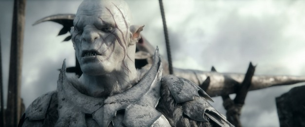 Warner Bros. Pictures Azog (performed by Manu Bennett).