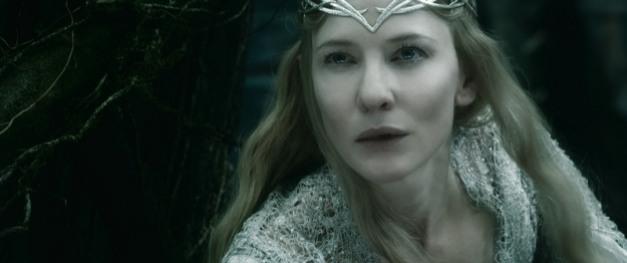 Warner Bros. Pictures Galadriel (Cate Blanchett).