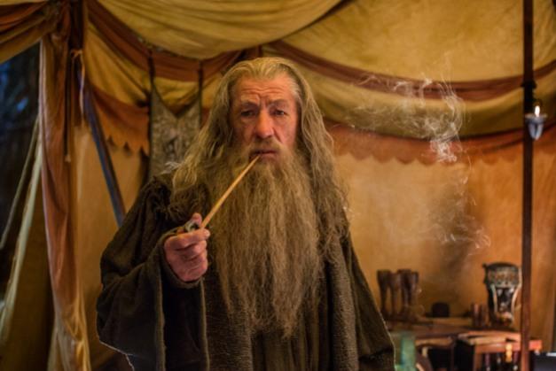 Mark Pokorny/Warner Bros. Pictures Gandalf (Ian McKellen).