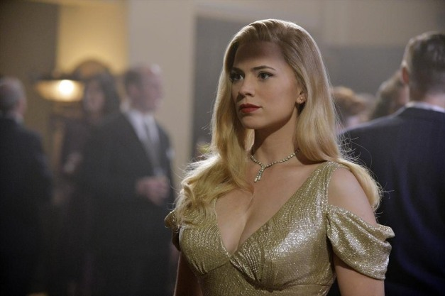 Agent Carter - Peggy undercover as blonde