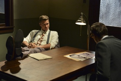 Agent Carter - Time and Tide -  Agent Thompson with Jarvis