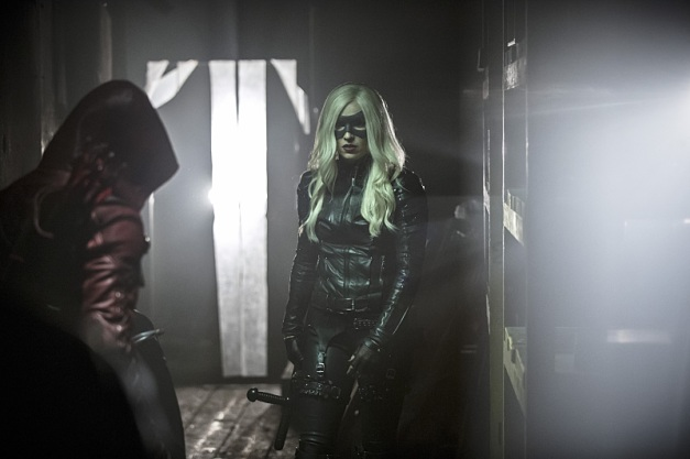 Arrow - Midnight City - Arsenal meets Black Canary