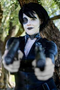Cosplay - Stray Kat - as Domino