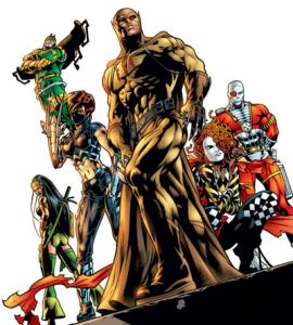 DC Secret Six
