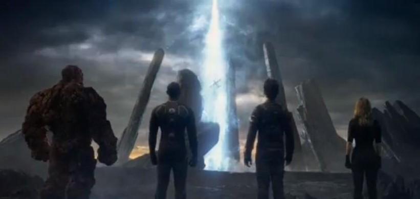 Fantastic Four trailer - The Fantastic Four
