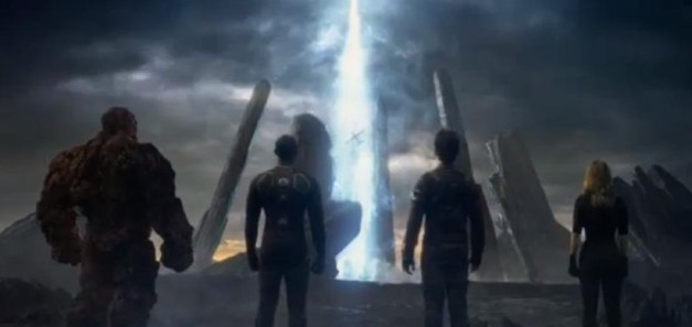 Fantastic Four trailer - The Fantastic Four
