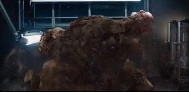 Fantastic Four trailer - The Thing