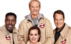 Ghostbusters cast reunion