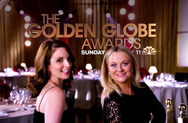 Golden Globes 2015 Tina Fey and Amy Poehler