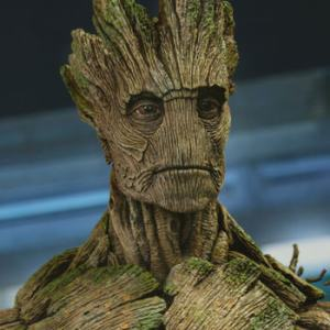 Hot Toys Groot figure