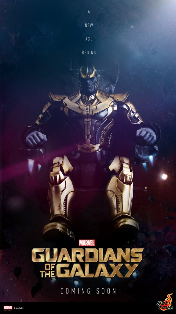 Thanos figure will make you Watch the Throne