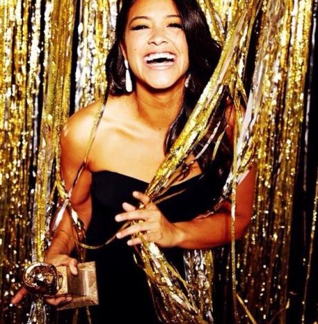 2015 Golden Globes Gina Rodriguez