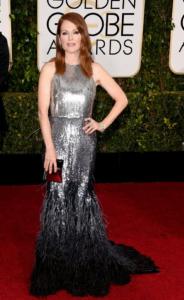 Julianne Moore 2015 Golden Globes
