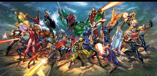 JScottCampbell_Marvel wallpaper