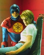Justice League TV show The Atom