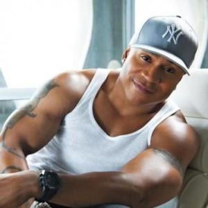 LL Cool J muscle T-shirt