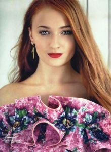 Sophie Turner - Game of Thrones will be Jean Grey
