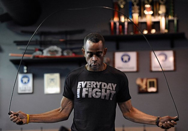stuart scott every day i fight tshirt