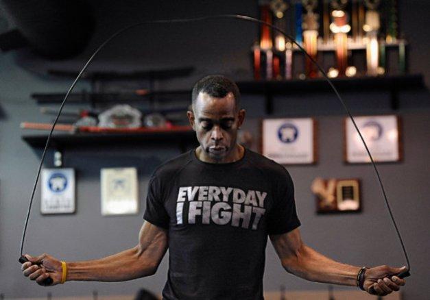 stuart scott every day i fight tshirt