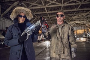 The Flash - Rogue's Revenge - Capt Cold and Heat Wave