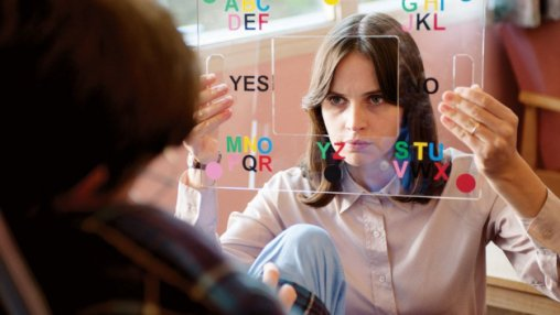 The Theory of Everything - Felicity Jones as Jane Hawking
