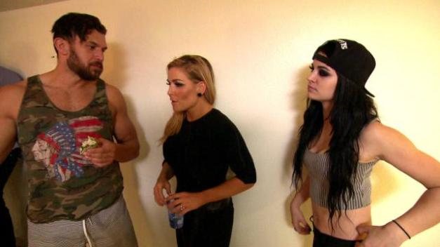 Total Divas - Fandango, Nattie and Paige